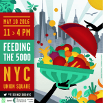Feeding the 5000 NYC