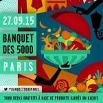 Feeding the 5000 Paris