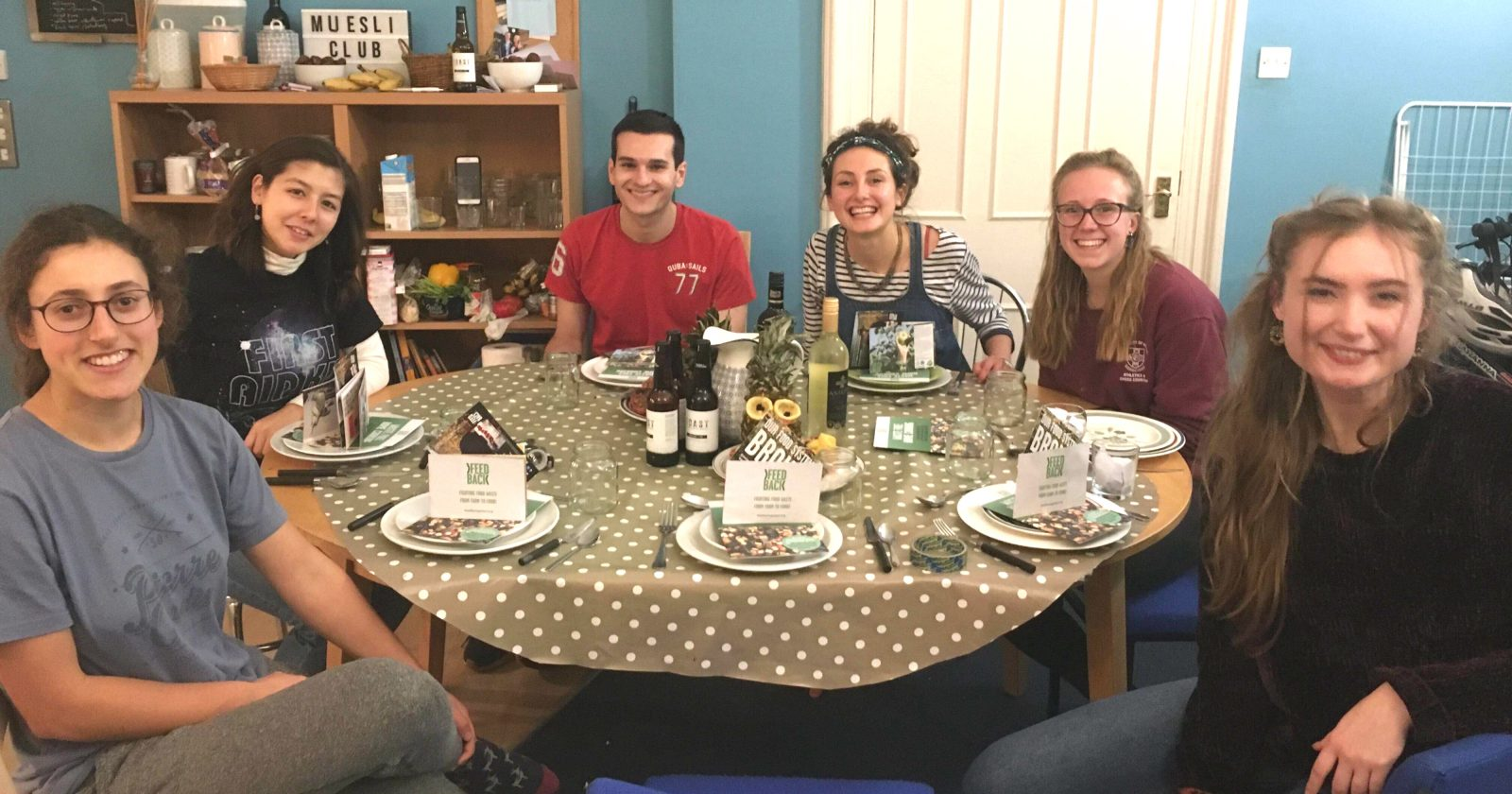 Come Dine Sustainably