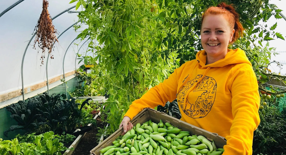 Seeds of Change – The Young Gardeners